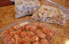 Lots of good freezer recipes....several breads, muffins & cookies, too.