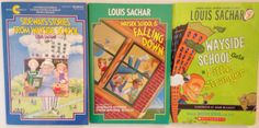 """30 Things I Learned from """"Sideways Stories From Wayside School"""""""