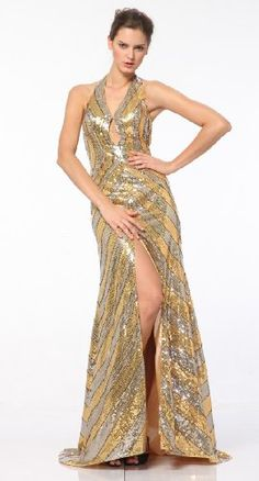 #3080 PARTY PAGEANT EVENING COCKTAIL PROM GOWN « Clothing Impulse