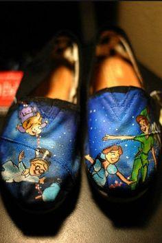 DISNEY TOMS Peter Pan