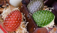 game of throne dragon egg cookies