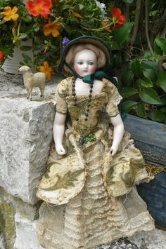 Stunning RARE French Eugene Barrois or Rohmer Fashion Doll Parisienne Her Box | eBay
