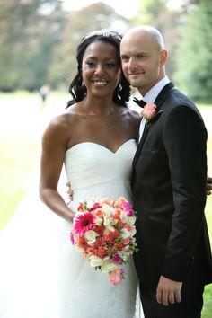 Kelli Young (Liberty X) & Iain James' Musical Wedding
