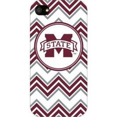 Mississippi State iphone 5 case