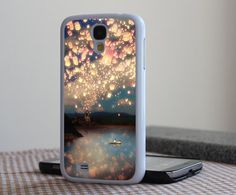 Love Wish Lanterns galaxy s4 case galaxy s5 case by smellofflowers, $7.99
