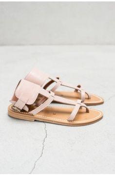 K Jacques Deco Caravelle Sandal