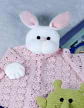 Rabbit Blanket Buddy