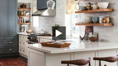 Galley Kitchen Makeover | House & Home | Online TV