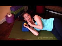 TMJ Pain Relieving Self-Massage Technique - Yoga Tune Up® Tip