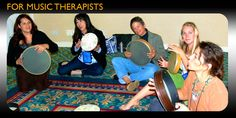 Music Therapy Drumming