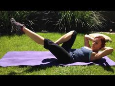 Pilates Inspired Coachella Workout - Ultimate Core Exercises to Strengthen, Tone & Tighten Your Cropped Top Worthy Abs