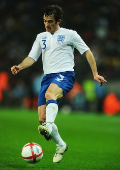 Leighton Baines - Left back at Everton and the England national football team.