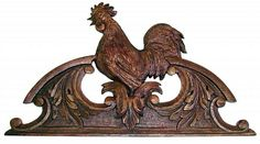 Rooster for the kitchen