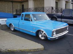 extended cab chevy truck