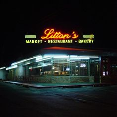 Litton's Restaurant. Knoxville, TN....known for its pies...went there for a birthday once..in Fountain City