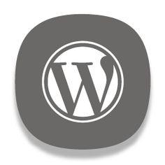 Icona Wordpress