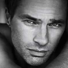olivier martinez - he's half spanish, half french and all HOT.  halle berry, you are lucky - don't screw it up!