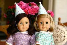 1930's American Girl Doll Party