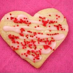 Weight Watchers Sugar Cookies  from RecipeGirl