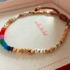 Spirit Bracelet designed for Autism Awareness proceeds go to Hollyrod Foundation $29 http://www.stelladot.com/Randimanning