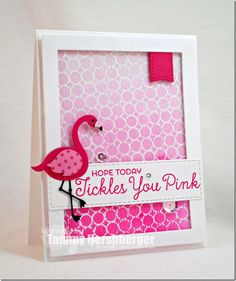 Tickled Pink | Stamp