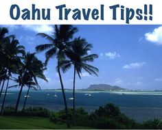 22 Things to See and Do on Oahu!  #travel #oahu #hawaii