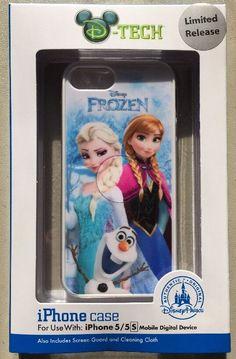 Disney Frozen Iphone