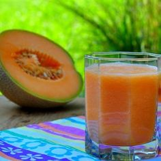 Cantaloupe Smoothie INGREDIENTS: 1/2 cup low-fat or nonfat plain ...