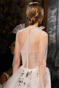Valentino haute couture, Spring 2014.