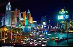 Budget Las Vegas: how to save on Sin City fun