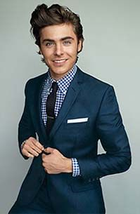 Navy blazer on pinterest navy blazers navy jacket and jeans for Navy suit checkered shirt