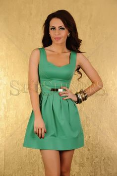 Rochie Ideal Spring Green