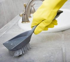Grout cleaning ideas