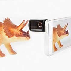 Amazon.com: Photojojo Smartphone Spy Lens for iPhone and Android: Cell Phones & Accessories