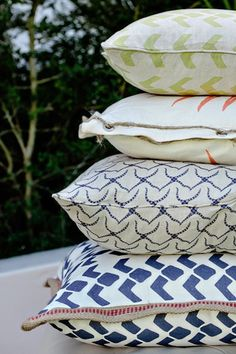 Bolt House Textiles. With several fabrics, 2 dozen patterns and 100 color options,