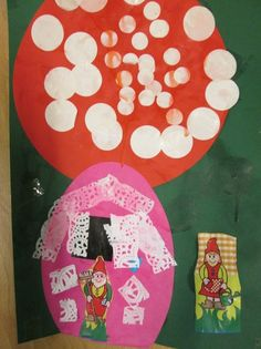 paddenstoeltje 2de kleuterklas