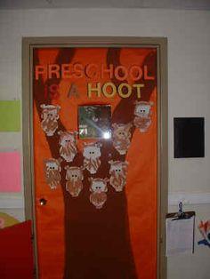 Preschool is a Hoot