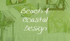 Beach & Coastal Design #interiordesign #decor