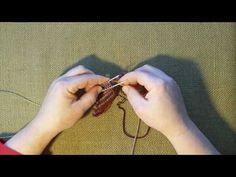 excellent method to Memorize the Kitchener Stitch
