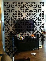 How to make your own wall stencil