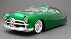49 Ford spinner custom