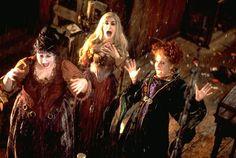 Hocus Pocus (1993) one of my favorite movies :)