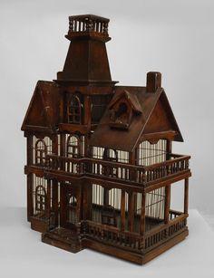 Victorian Bird Cage
