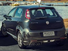 carro novo: Fiat Punto Blackmotion 2014
