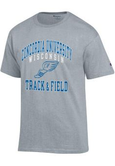 Product: Concordia University Wisconsin Track & Field T-Shirt $14.95