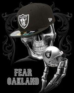 Raiders Amp Skulls On Pinterest Oakland Raiders Raiders