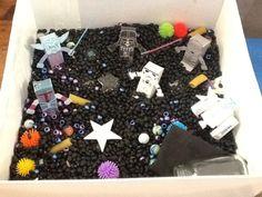Space sensory box