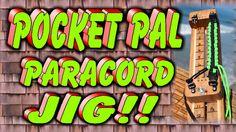 Paracord Jig Pocket Pal!!!