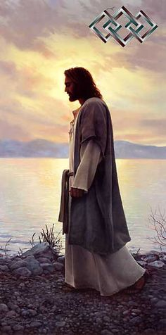 Walk With Me - Greg Olsen - World-Wide-Art.com
