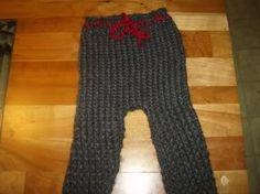 Longies on Knifty Knitter